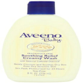 Aveeno Baby Soothing Relief Creamy Wash, Fragrance
