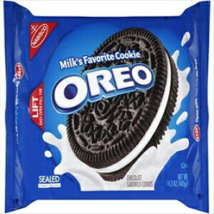 Nabisco, Oreo, Chocolate Sandwich Cookie, 14.3oz