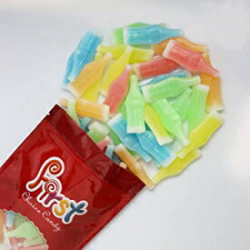 Visit the FirstChoiceCandy Store 1 Pound (Pack of 1), FirstChoiceCandy Nik-L-Nip Wax Bottles Fun Nostalgic Candy Drink 1 Pound Resealable Bag