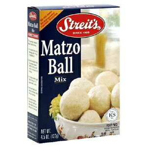 StreitのMatzoボールミックス、4.5オンスユニット(12パック) Streit's Matzo Ball Mix, 4.5-Ounce Units (Pack of 12)