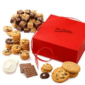 Mrs. Fields Cookies Crimson Cookie Box (86 Count)