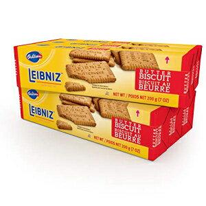 Bahlsenライプニッツバタービスケットクッキー(6ボックス)| 私たちのクラシックなオリジナルバタービスケット(7オンスボックス) Bahlsen Leibniz Butter Biscuit Cookies (6 boxes) | Our classic original butt