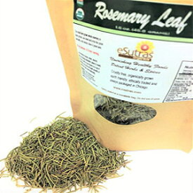 eSutras Organics Rosemary Spiceスペインのオーガニックローズマリー、素晴らしい味、バルクパック Buy Wellness eSutras Organics Rosemary Spice Organic Rosemary from Spain, Great taste, Bulk Pack