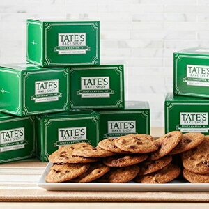 Tate's Bake Shop Thin & Crispy Cookies, Chocolate Chip Party Favors, 12Count
