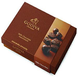 ゴディバショコラティエミルクチョコレートアソートギフトボックス、ギフトとして最適、チョコレートギフト、10.5オンス Godiva Chocolatier Milk Chocolate Assorted Gift Box, Great as a Gift, Chocolate Gifts, 10