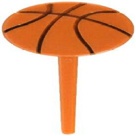 バスケットボールのピック、パーティーの装飾 Amscan Basketball Picks, Party Decoration