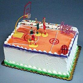 ケーキデコレーションキットカップケーキデコレーションキット(スウィッシュバスケットボールキット) A1 Bakery Supplies Cake Decorating Kit CupCake Decorating Kit (Swish Basket Ball KIt)