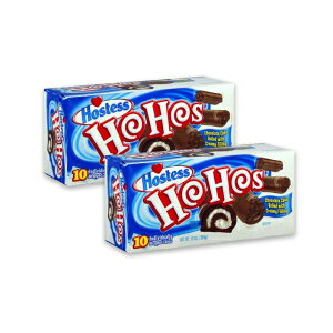 ホステスHo-Hos 2箱20ケーキ Visit the Hostess Store Hostess Ho-Hos 2 boxes 20 cakes