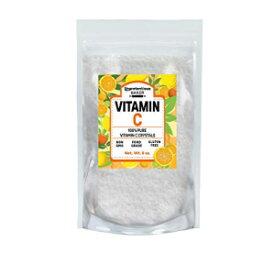 Unpretentious Baker Vitamin C Powder, 8 oz, 100% Pure & Natural Ascorbic Acid, Non-GMO, Resealable Bag