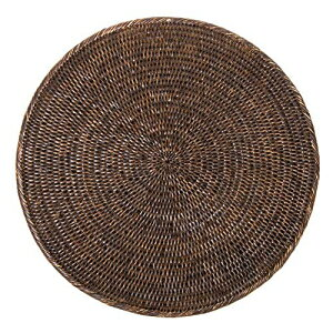 Artifacts Trading Company ATC-BS714EM Artifacts Rattan Placemat, One Size, Espresso