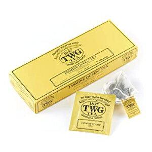 Unknown TWG Tea - Jasmine Queen Tea (PACKTB4025) - 15 x 2.5gr Tea bags