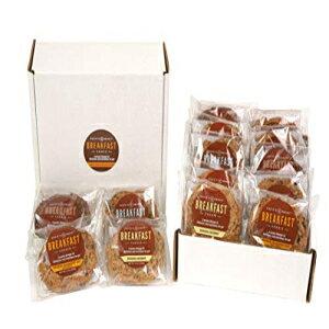 スージーのスマートブレックファーストクッキー(12個入りミックスボックス) Susie's Smart Breakfast Cookie (Mixed Box of 12)