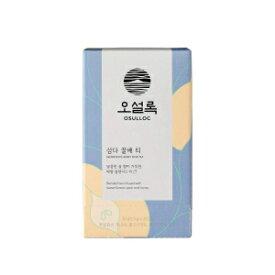 蜂蜜梨、OSULLOC蜂蜜梨茶、20ティーバッグ Honey Pear, OSULLOC Tea Bag Series (Honey Pear)
