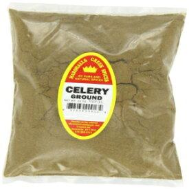 マーシャルクリークスパイスセロリシードグラウンドシーズニングリフィル、12オンス Marshall's Creek Spices Marshalls Creek Spices Celery Seed Ground Seasoning Refill, 12 Ounce