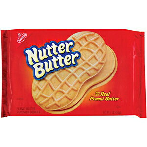 Nabisco Nutter Butter Cookie, 1 Pound