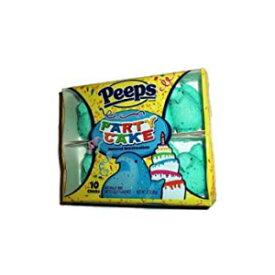 マシュマロPeepsパーティーケーキチックス10 ct Visit the Peeps Store Marshmallow Peeps Party Cake Chicks 10ct