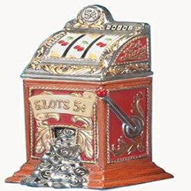 GermanStein Lady Luck Slot Machine Stein German Collectible Beer Stein