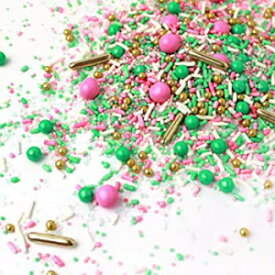 2.0オンス、シグネチャーピンク| ミント| パステル| ベビーシャワー| Gender Reveal Sprinkle Mix、2OZ(サンプルサイズ) Visit the SPRINKLE POP Store 2.0 ounces, Signature Pink| Pastel White Mint Pastel Baby Shower Gender Reveal C