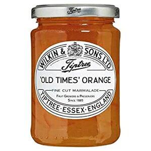 12オンスジャー、「オールドタイムズ」オレンジマーマレード、ティップツリー「オールドタイムズ」オレンジマーマレード、12オンスジャー 12 Ounce Jar, 'Old Times' Orange Marmalade, Tiptree 'Old Times' O