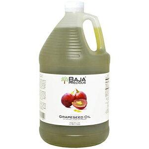 バハプレシャス-グレープシードオイル、1ガロン Baja Precious - Grapeseed Oil, 1 Gallon