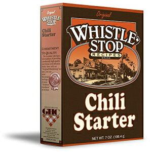 オリジナルのWhistleStopカフェレシピ  チリスターターミックス  5オンス  1箱 Irondale Cafe Original Whistle Stop Recipes Original WhistleStop Cafe Recipes   Chili Starter Mix   5-oz   1 Box