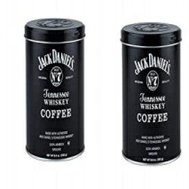 Jack Daniel's Tennessee Whiskey Ground Coffee (8.8oz) ~ 2 pack