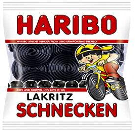 ハリボ・ラクリッツ・シュネッケン Visit the Haribo Store Haribo Lakritz Schnecken