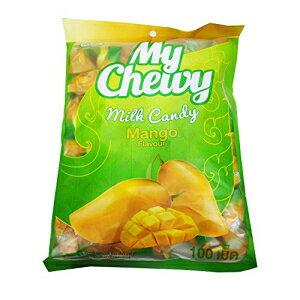 ミルクマンゴー、チューイミルクフルーツキャンディー100個 TOFFEE HAOLIYUAN BRAND THAI DESSERT TARO FLAVOR Big Pack(ミルクマンゴー) My Chewy Milk Mango, CHEWY MILK FRUIT CANDY 100 pcs. TOFFEE HAOLIYUAN BRAND THAI DESSERT T
