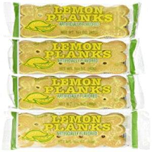 アルおじさんのレモンステージプランククッキー12パック。 Uncle Al's Lemon Stage Plank Cookie 12 Pk.