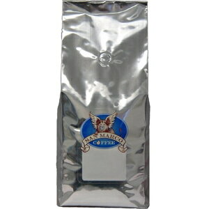 サンマルココーヒーカフェイン抜き風味のホールビーンコーヒー、ピーナッツバターの綿毛、2ポ??ンド San Marco Coffee Decaffeinated Flavored Whole Bean Coffee, Peanut Butter Fluff, 2 Pound