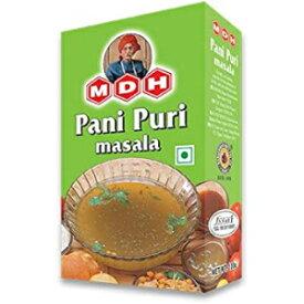 MDHパニプリマサラ100g / 3.5オンス MDH Pani Puri Masala 100g / 3.5 oz