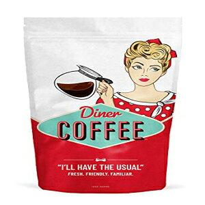 """ダイナー-「私はいつもの」コーヒーを飲みます(グラウンド) Coroco Coffee Roaster Collective Diner-""""I'll Have the Usual"""" Coffee (Ground)"""