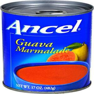 アンセルグアバマーマレード、17オンス(24パック) Ancel Guava Marmalade, 17 Ounce (Pack of 24)