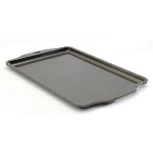 Norproノンスティック10インチx15インチクッキーシート-ゼリーロールパン Norpro Nonstick 10 Inch x 15 Inch Cookie Sheet-Jelly Roll Pan