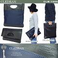 クレドランクラッチバッグCLEDRANフォルテCLM-10062wayバッグ高密度高級ナイロンに牛革