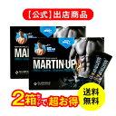 《公式》グロリアス製薬 MARTIN-UP マーチンアップ(2個セット)HMB サプリ クレアチン グルタミン EAA アミノ酸 朝倉…
