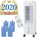 最新2020年製 抗菌プラズマイオン冷風扇 冷風機 日本メーカー製イオナイザー搭載で空気清浄・除菌・防カビ・防ダニ効…