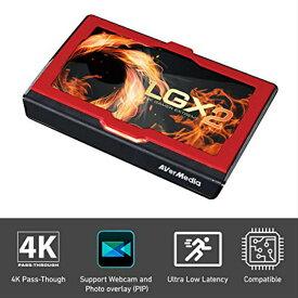【楽天1位】AVerMedia Live Gamer EXTREME 2 GC551 4Kパススルー対応 ゲームキャプチャーボックス [海外正規品] 送料無料
