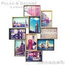PalaDec Bristol 10連フォトフレーム ブリストル 【パラデック デザイン雑貨 インテリア 北欧 ギフト 写真立て プレゼ…