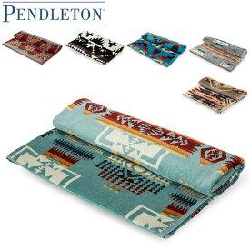 ペンドルトン Pendleton バスタオル アイコニック ジャガード XB218 Iconic Jacquard Towels-Bath タオルケット ビーチ プール 野外フェス [glv15] あす楽