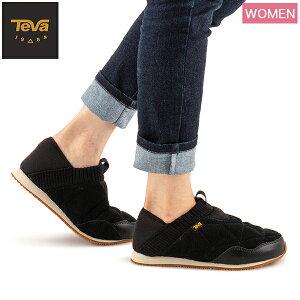 【GWもあす楽】テバ TEVA スリッポン レディース エンバーモック シェアリング W Ember Moc Shearling スニーカー 靴 シューズ 1103271 アウトドア 防寒 [glv15]