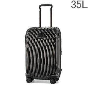 トゥミ TUMI スーツケース 35L ラティチュード インターナショナル 0287660D/98560-1041 ブラック LATITUDE Black 4輪 機内持ち込み あす楽