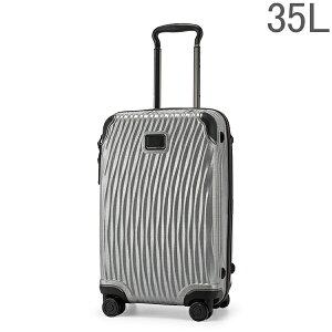 トゥミ TUMI スーツケース 35L ラティチュード インターナショナル 0287660SLV/98560-1776 シルバー LATITUDE Silver 4輪 機内持ち込み あす楽
