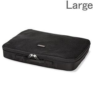 トゥミ Tumi トラベルポーチ ラージ・パッキング・キューブ パッキングケース 14896D ブラック Large Packing Cube Black 旅行 トラベル パッキングポーチ あす楽