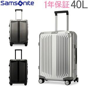 サムソナイト Samsonite スーツケース 40L ライトボックス アル スピナー 55cm 機内持ち込み 122705.0 Lite-Box Alu [glv15] あす楽