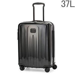 トゥミ TUMI スーツケース 37L 4輪 機内持ち込み インターナショナル スリム 4ウィール キャリーオン 022804007D4 / 124854-1041 ブラック あす楽