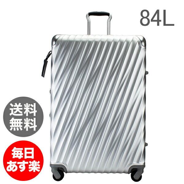 トゥミ TUMI スーツケース 84L 4輪 19 Degree Aluminum エクステンデッド・トリップ・パッキングケース 036869SLV2 シルバー キャリーケース キャリーバッグ [glv15]