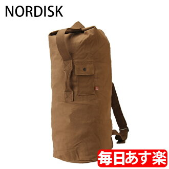 Nordisk Nordisk classic Duffle 65L Classic Duffle, 65 L olive-sand olive sand 143001 camping outdoors Backpack Rucksack Nordic