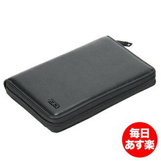 可TUMI tumi 18678D Delta SLGs三角洲Zip-Around Multiple Passport Wallet jippuaraundomaruchipasupotouoretto Black黑色钱包包对应