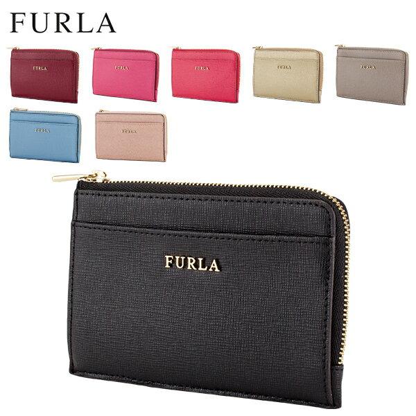 [全品最大15%OFFクーポン]フルラ Furla コインケース カードケース バビロン レディース PR75 BABYLON M CREDIT CARD CASE レザー 革 サイフ カードホルダー [glv15]